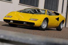 Lamborghini Countach LP 400