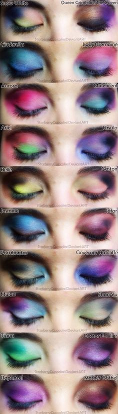 Ballet Make Up - for Lucy :)