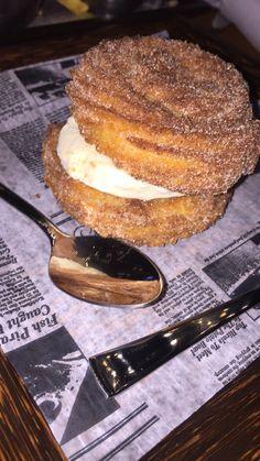 Delicious dessert from Condado Vanderbilt Hotel in San Juan, Puerto Rico