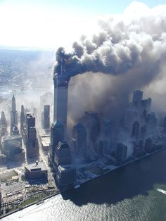 9/11 An unbelievable loss to the entire world. How low the fallen Angels stooped to inflict this on the innocent? Never to be forgotten.