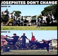 The spirit of Josephites is the same through generations