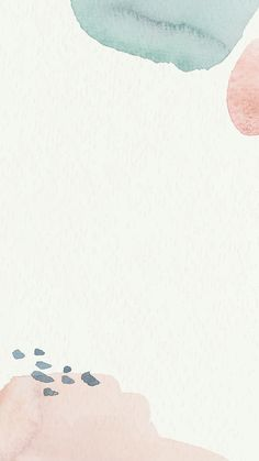 Download premium vector of Pink and blue watercolor patterned background