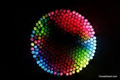 Colour by lande - Photograph www.cloudydesert.com