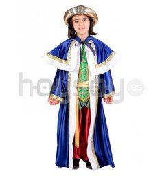 #Disfraz de #Rey #Mago #Baltasar perfecto para esta #Navidad #Disfraces #Carnaval #ReyesMagos