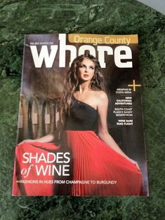 If You Edit A Magazine Called 'Where', You Really Ought To Be More Careful With Your Layout