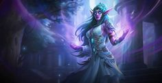 Heartstone: Tyrande Whisperwind now available for Southeast Asia - http://sgcafe.com/2017/01/heartstone-tyrande-whisperwind-now-available-southeast-asia/