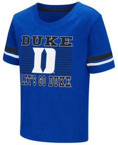 Colosseum Duke Blue Devils Qualifier T-Shirt, Toddler Boys (2T-4T)