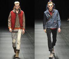 FACTOTUM 2013-2014 Fall Winter Mens Runway Collection - Mercedes-Benz Fashion Week Tokyo - Japan Fashion Week
