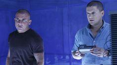 Dominic Purcell est très content de reprendre son rôle aux côtés de Wentworth Miller dans le Revival de #PrisonBreak