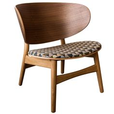 Hans J. Wegner Venus Chair | From a unique collection of antique and modern chairs at https://www.1stdibs.com/furniture/seating/chairs/