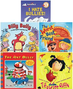 5 eBooks for teaching kids about bullying