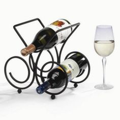 Created with both style and function in mind, this Bordeaux Wine Rack has a compact design for smaller spaces. The tiered design allows this wine rack. Pinot Noir Wine, Rustic Wine Racks, Bordeaux Wine, Shipping Boxes, Wine Parties, Wine Storage, Black Kitchens, Wine Cellar, Bordeaux