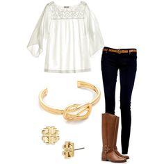 Tory Burch boots, earrings and bracelete para deixar vc mulher mais jovem e linda expetacular