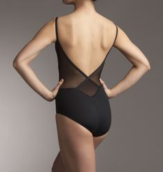 I remember when I took dance in middle school. I wanted a leotard with lots of straps on the back. I tried it on and it looked horrible on me, I was pissed because I got a simple leotard but it looked heck of a lot better! Thanks Mom