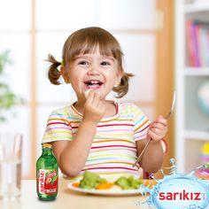 Sevimli miniklerimizin neşesi  Sarıkız'da saklı. :)