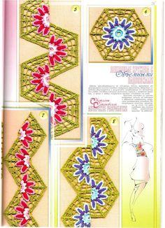 View album on Yandex. Crochet Stitches Patterns, Stitch Patterns, Crochet Squares, Views Album, Knit Crochet, Outdoor Blanket, Knitting, Holiday Decor, Handmade