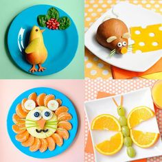 Yummy fun foods