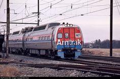 RailPictures.Net Photo: AMTK 867 Amtrak Metroliner at Perryman, Maryland by Bob Kise