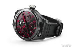 The IWC BIG Pilot's Watch Perpetual calendar Top Gun - Boutique Edition