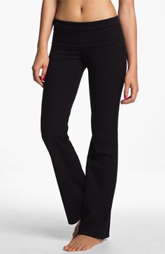 BP. Undercover Bootcut Yoga Pants (Juniors) | Nordstrom comfy yoga pants  http://yoga-accessories.newsvine.com/_news/2014/04/22/23576935-yoga-accessories-groupon