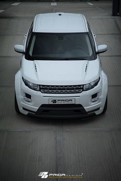 2202 Prior Design transfigure le Range Rover Evoque