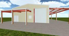 Cool 3D #marketing http://ift.tt/2nFB9Gl #barn #workshop #greenhouse #garage #roofing #DIY