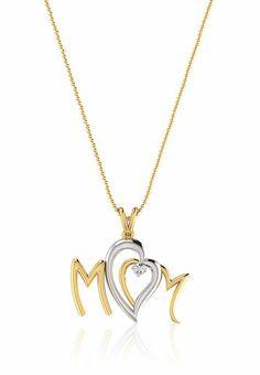 Mani Jewel - Golden Pendant