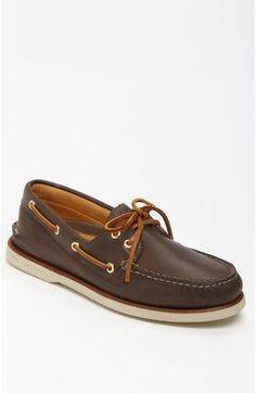 Sperry 'Gold Cup - Authentic Original' Boat Shoe (Men) | Nordstrom