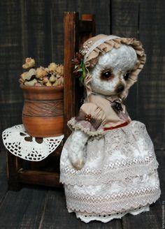Teddy Bears handmade.  Lizonka .... Elena Korotkova.  Online Store Fair Masters.  Bears, teddy bear clothes
