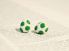 Yoshi Egg Earrings!