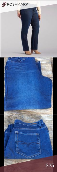 Lee Jeans for Women Blue jeans never been used... Lee Pants Boot Cut & Flare