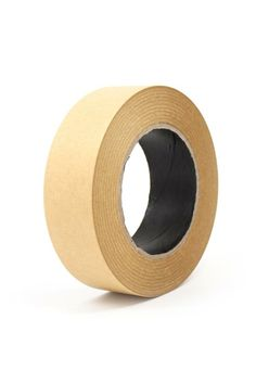 Who doesn't love the look of kraft paper? Get more of it in your life with this tape. Use it for packaging gifts, crafting, or hanging photos and prints. It instantly adds an effortlessly cool vibe to any object.