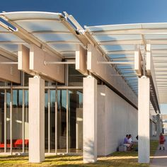 Renzo Piano Pavilion | Kimbell Art Museum