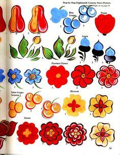 Babarian folk art Book 4 - sonia silva - Álbuns da web do Picasa