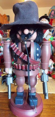 Mexican Nutcracker Bandido!