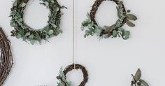 Natural materials, warm minimalism and beautiful textures have been recurring themes for 2015 so it makes sense that Christmas follow suit. ...