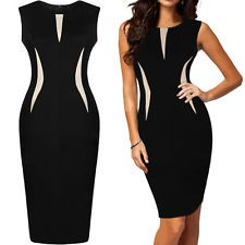That black dress!