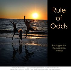 Photography Composition {The Rule of Odds}