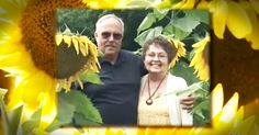 Don lost his wife and love of his life to cancer. And he wanted to share with the world just how beautiful she made the world by planting her favorite flower, sunflowers, for 4.5 miles as a tribute. And when you see just how stunning this tribute is you'll be reaching for the tissues. God bless this