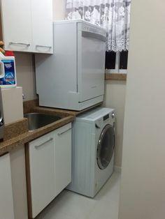 Casei, quero casa: Minha Lava-louças BLF12ab