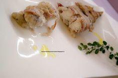 MAMMA MIA QUANTE RICETTE: Coda di rospo avvolta in pancetta