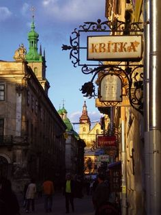 Lviv, Ukraine, from Iryna