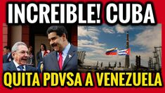 ultimo minuto #VENEZUELA, CUBA LE QUITA PDVSA CAMILIO CIENFUEGOS A VENEZ...