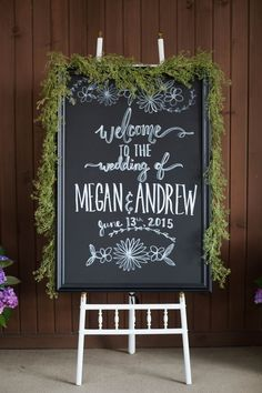 Country Inspired Wedding
