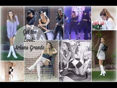 Get The Look | Ariana Grande! - YouTube