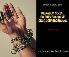 Curso prevencion en Drogodependencias. #cursos #formacion #educadores #educacion #drogas #alcoholicos #alcohol #integracion #social