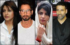 Nice Attack: Shahid Kapoor, Anushka Sharma, Akshay Kumar, Priyanka Chopra And Others Express Shock And Grief!