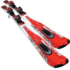 Rossignol Zenith Z6... My Carving skis...