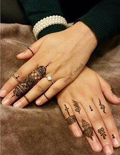 Image result for henna fingers
