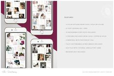 THE GRID   Instagram Posts Layout - Instagram Grid Design, Page Design, Design Elements, Graphic Design, Instagram Grid, Instagram Posts, Help Instagram, Insta Posts, Insta Instagram
